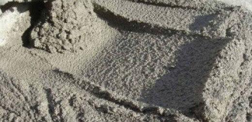 пескобетон м150