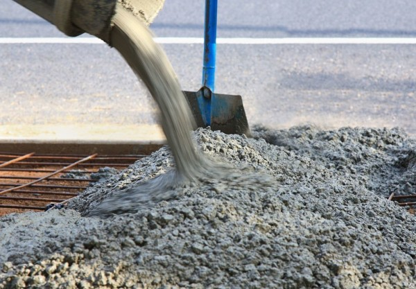 бетон на гравии м300